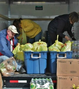 Donate - Hurricane volunteers block