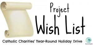Project Wish List generic