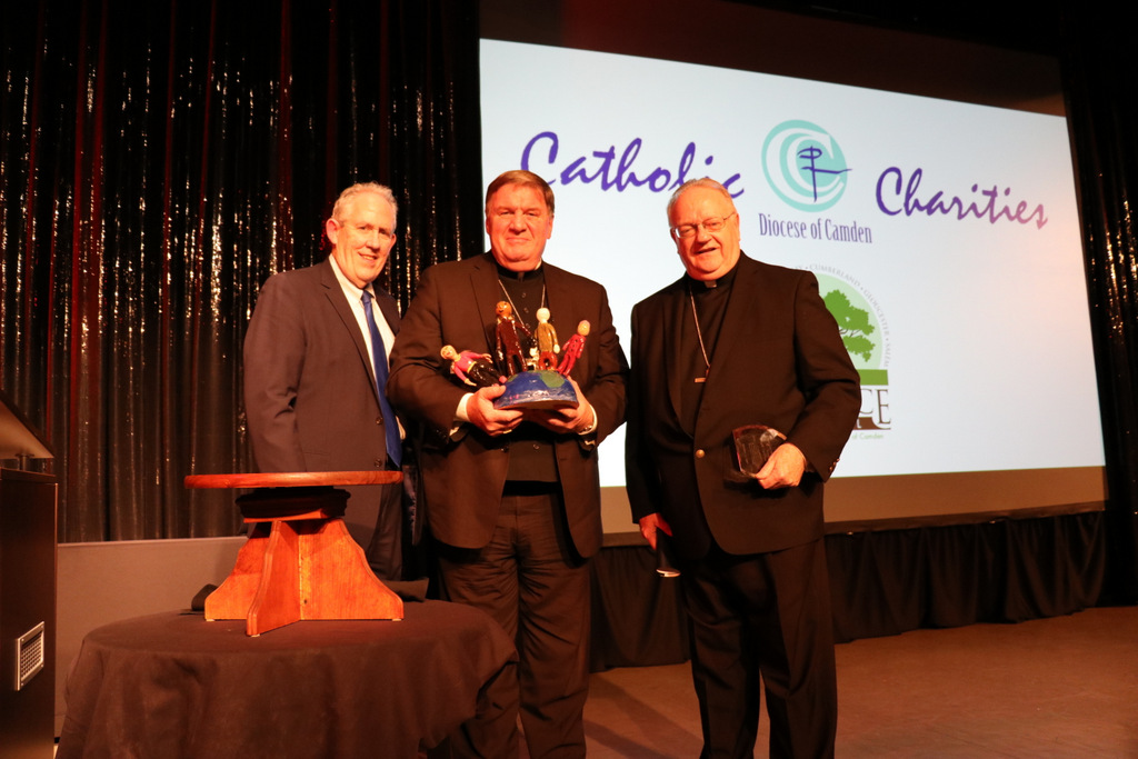 Catholic Charities Honors Joseph Cardinal Tobin and Disciples of Mercy at 14th Annual Justice for All Awards Dinner