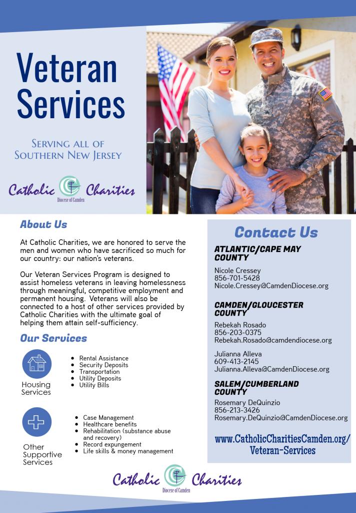 Veteran Services – Catholic Charities